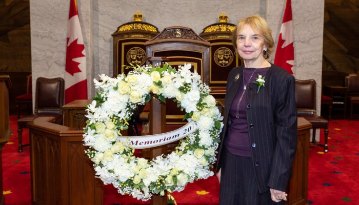Canadian Association of Former Parliamentarians Memorial Service    / Association canadienne des Ex-Parlementaires Service commémoratif